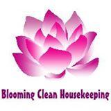 Blooming Clean logo