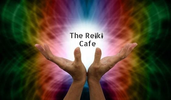 The Reiki Cafe logo
