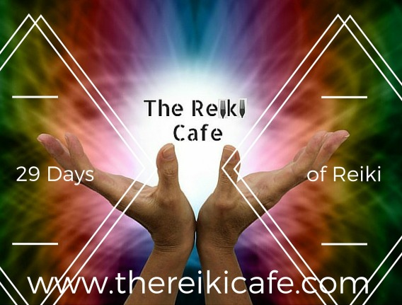 29 Days of Reiki