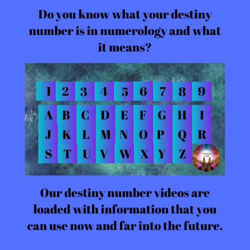 Destiny # Video Cover
